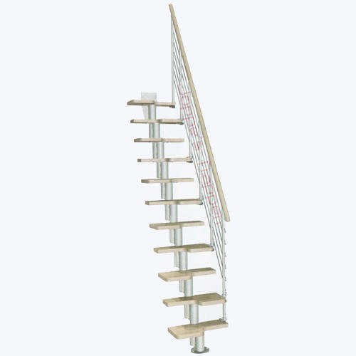 ruimtebesparende trap kya wit